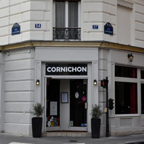 LE CORNICHON