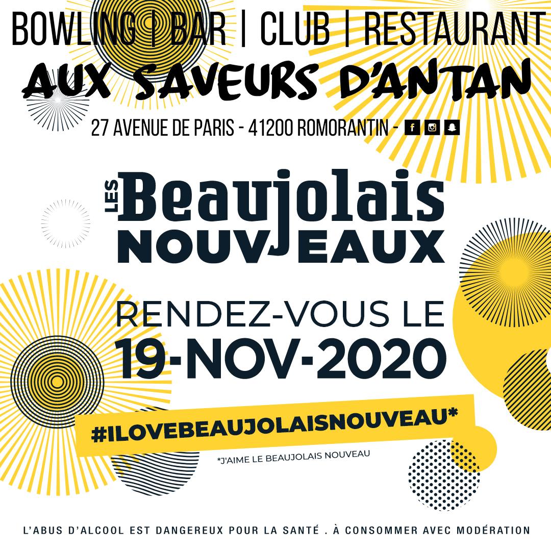 Beaujolais Party