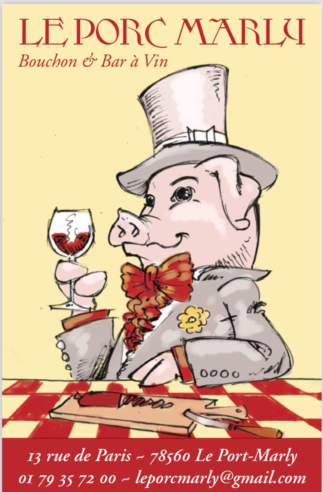 Le Porc Marly fête le Beaujolais nouveau