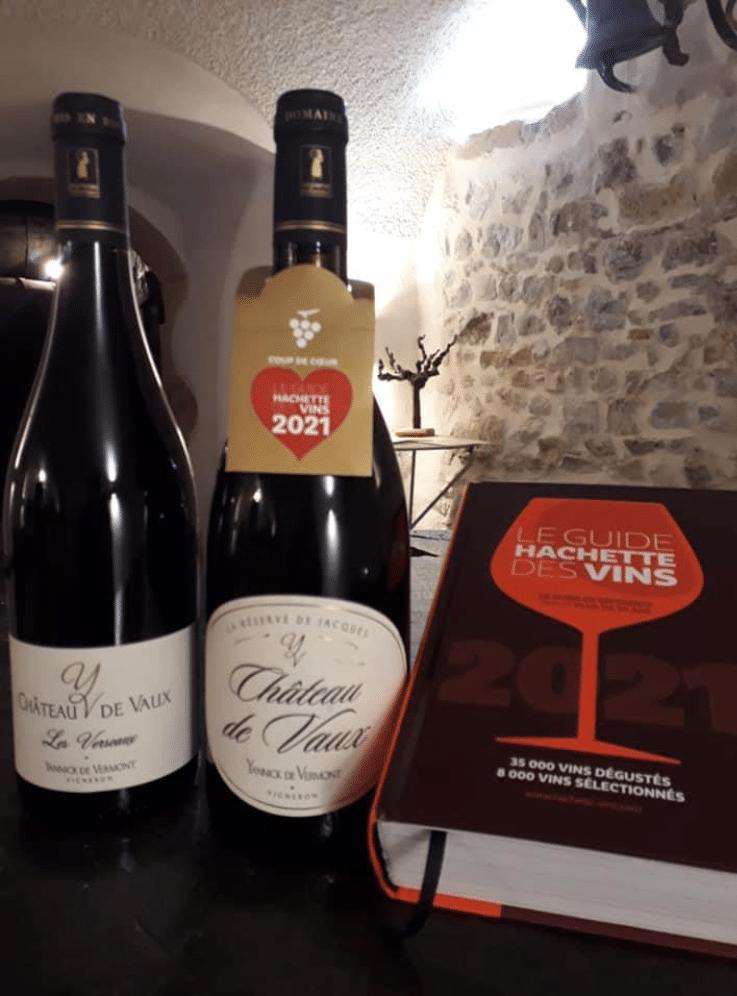 Château de Vaux – Les Vins Yannick de Vermont