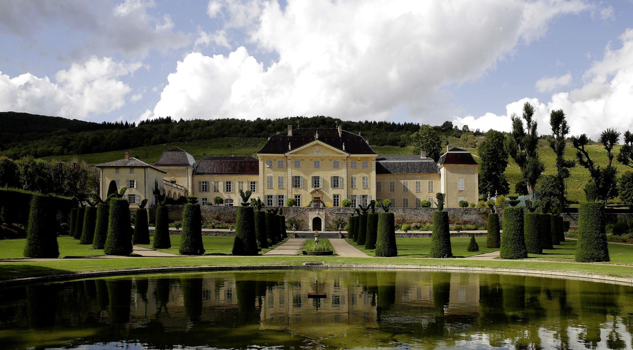 Image-Déjeuner semi-gastronomique au Château de La Chaize