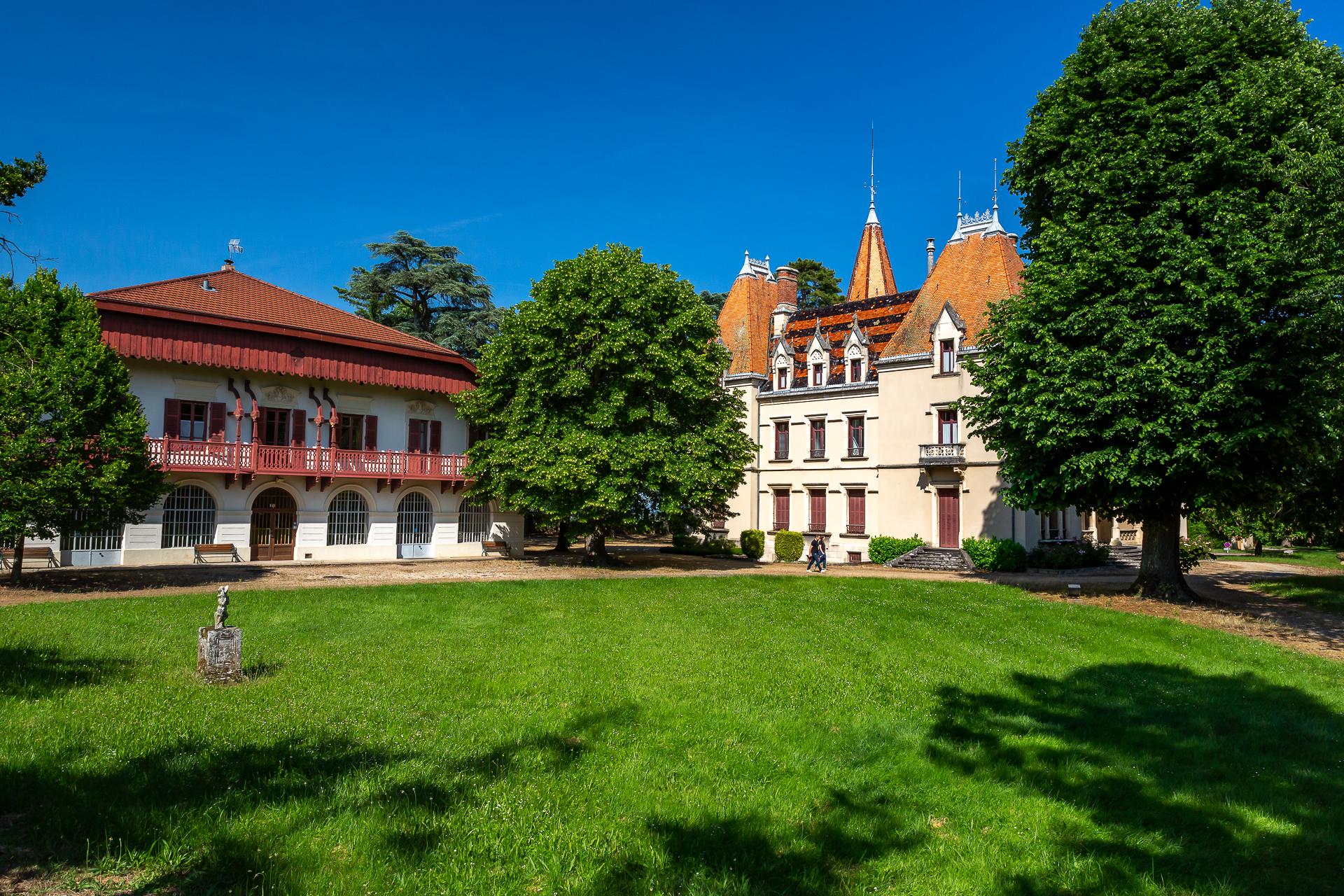 Image-Le Château de l'Eclair dans tous ses états